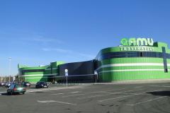 Здание Гипермаркета Алми в г.Бресте 1