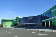 Здание Гипермаркета Алми в г.Бресте 4