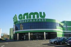 Здание Гипермаркета Алми в г.Бресте 6