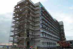 Здание Гостиницы и АБК на погранпереходе Козловичи в г.Бресте 2