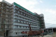 Здание Гостиницы и АБК на погранпереходе Козловичи в г.Бресте 4
