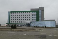 Здание Гостиницы и АБК на погранпереходе Козловичи в г.Бресте 9