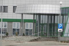 Здание Гостиницы и АБК на погранпереходе Козловичи в г.Бресте 13