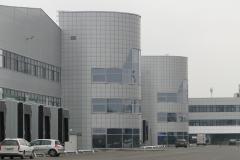 Здание Гостиницы и АБК на погранпереходе Козловичи в г.Бресте 15