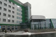 Здание Гостиницы и АБК на погранпереходе Козловичи в г.Бресте 16