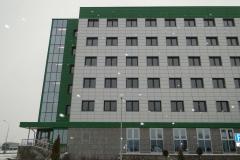 Здание Гостиницы и АБК на погранпереходе Козловичи в г.Бресте 17