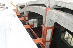 Монтаж и реконструкция металлической кровли склада 8
