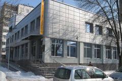 Здание Белагропромбанка в г.Бресте